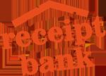 Orange Receipt Bank Logo